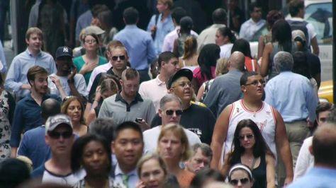 EEUU, el país con más inmigrantes del mundo.