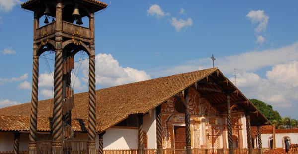 Las autoridades y pobladores de San Javier esperan la llegada de cientos de visitantes a su muestra ferial