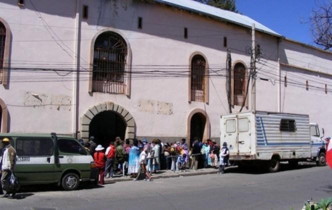 Reo de 70 años cumple cuarto día de huelga denunciando a jueces de El Alto por retardación
