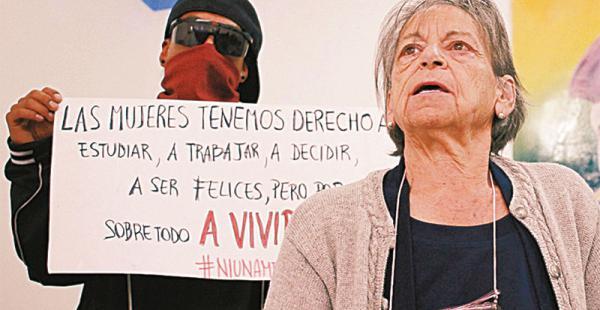 Defensoras de los derechos de la mujer marcharán hoy en todo el país