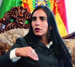 Presidenta de Diputados es enviada a la comisión de Ética