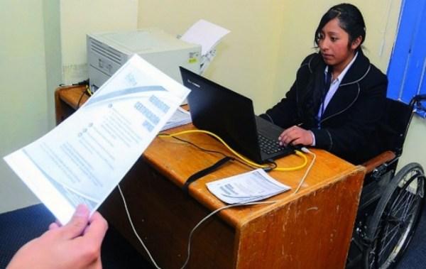 Fueron identificados 10 funcionarios públicos con sentencia ejecutoriada por violencia contra la mujer