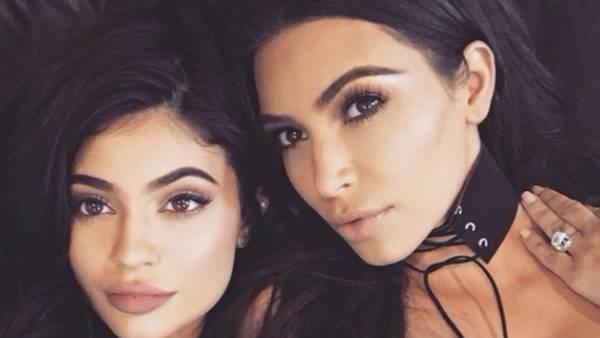 Las hermanas Kardashian - Jenner usan una app llamada Perfect365 para retocar sus fotos.