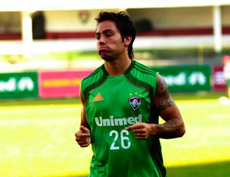 El jugador argentino del club Chapecoense, Alejandro Martinuccio. Foto: Tumblr