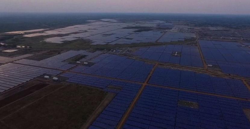 planta solar India
