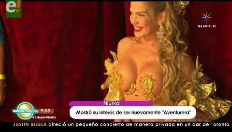 La vedette Niurka Marcos explota contra la cantante Ninel Conde