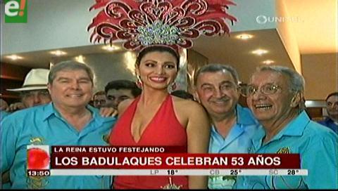 Los Badulaques festejaron 53 años carnavaleros