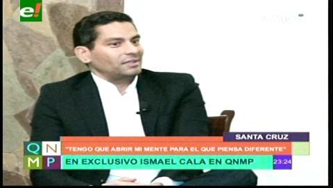 Ismael Cala habló de Evo Morales, su próximo regreso a Cuba y del periodismo militante