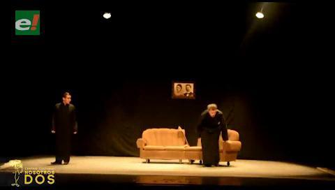 """XV Encuentro Nacional de Teatro """"Seguimos en las tablas"""""""
