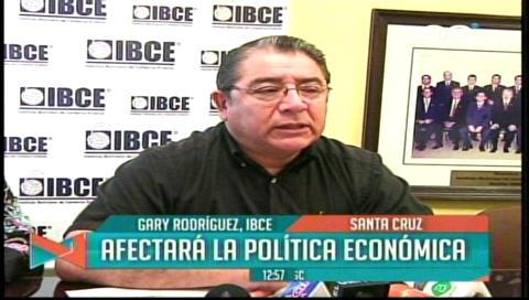 IBCE: Triunfo de Trump podría provocar cambios económicos en Bolivia