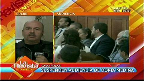 """Murillo: """"Mejoraremos el país cuando empecemos a tener justicia para todos"""""""