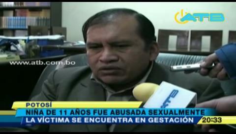 Potosí: Una niña quedó embarazada tras ser víctima de violación