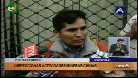 Comunarios en emergencia por explotación minera en el Illimani, Cámara confirma presencia china