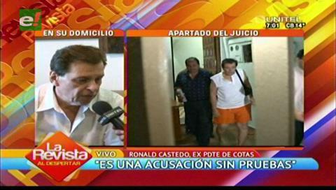 Especialistas valorarán a Ronald Castedo para un posible trasplante de corazón