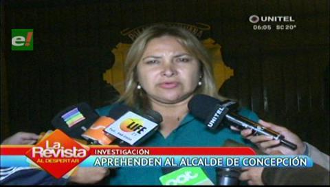 Aprehenden al alcalde de Concepción por supuestos hechos de corrupción