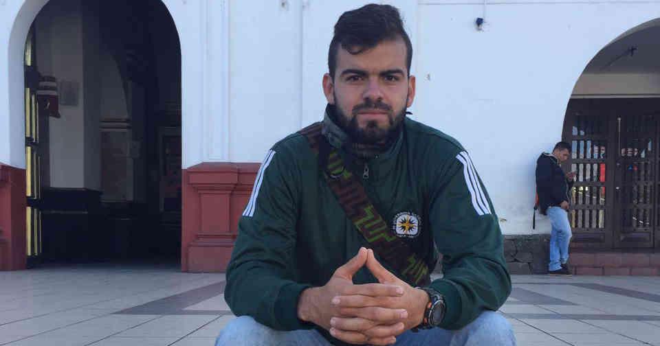 Chapecoense: Fotógrafo sirvió de camillero en tragedia del avión