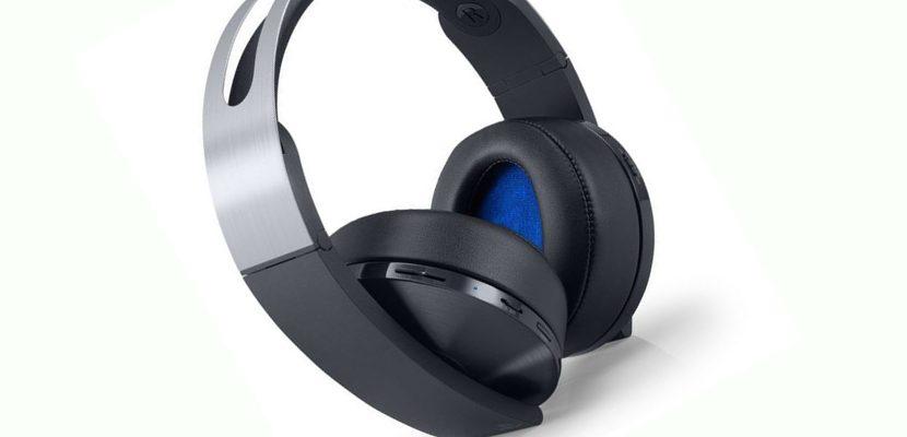 Platinum Headset