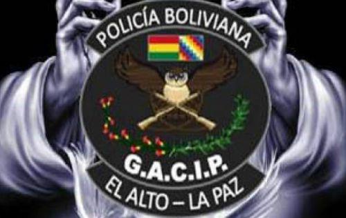 DETIENEN EN SANTA CRUZ AL JEFE DEL GACIP DE EL ALTO CON MÁS DE 42 KILOS DE COCAÍNA EN SU CASA