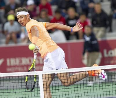 Rafa Nadal no jugó la última parte de la temporada para recuperarse de sus molestias físicas. (EFE)
