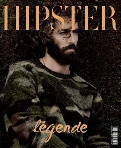 Patané, tapa de revistas internacionales.