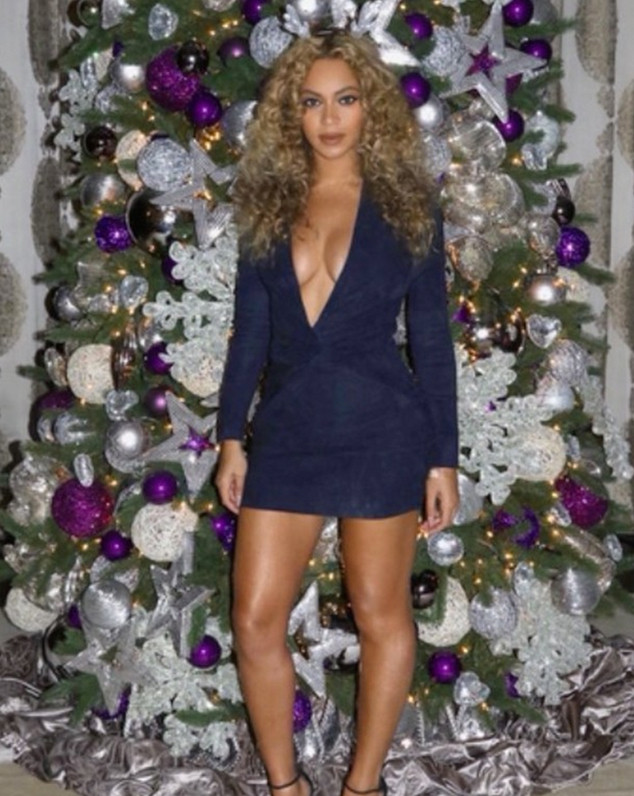 Beyonce, Christmas Tree 2016