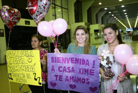 La espera de Ximena Suárez