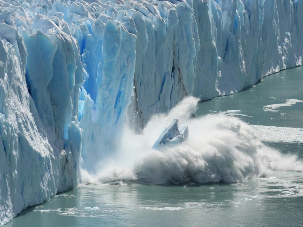 Pérdida de hielo en el Ártico