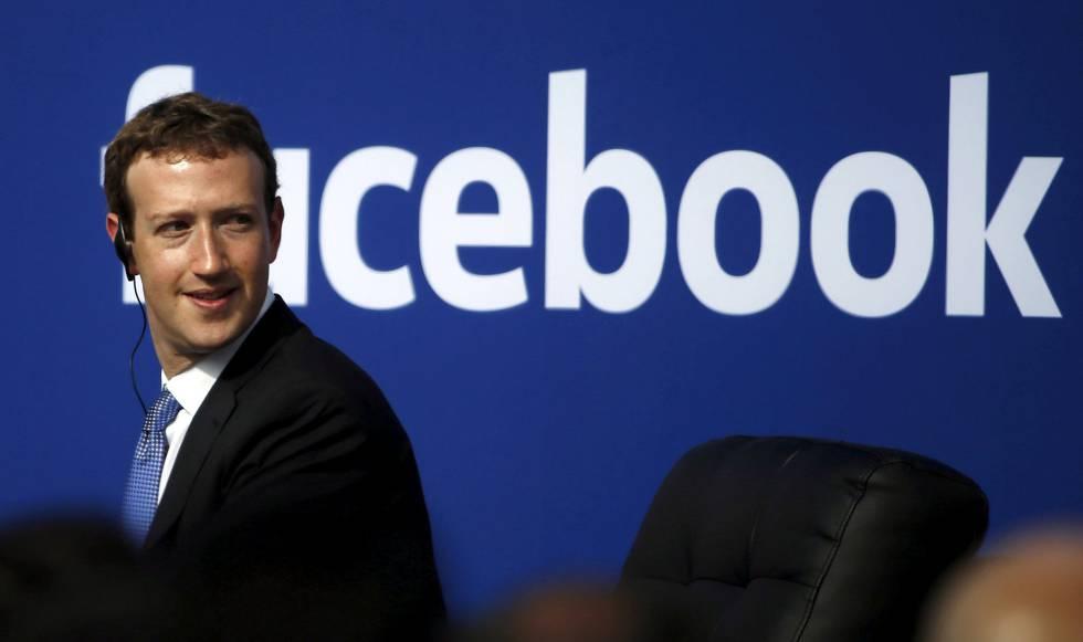 El CEO de Facebook, Mark Zuckerberg en un evento en septiembre.