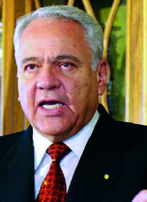 """Yerno califica de """"mentira"""" el que Goni haya fugado con dinero del Estado"""