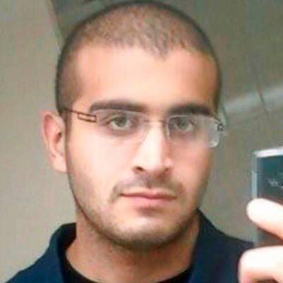 Omar Mateen, el autor de la masacre del bar Pulse de Orlando, Florida. (Orlando Police Department via AP)