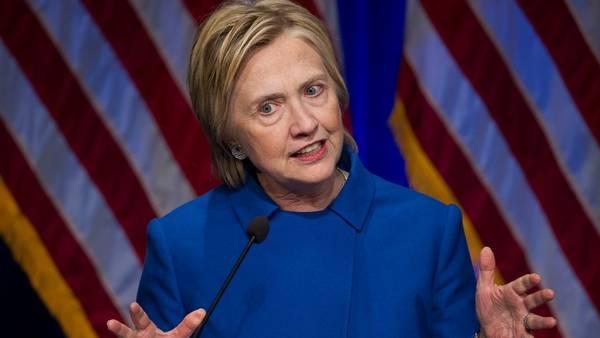 Hillary Clinton acusa a Rusia de haber influido en las elecciones con hackeos informáticos. (AP)