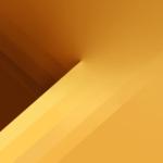 fondo de pantalla del samsung galaxy a5 amarillo
