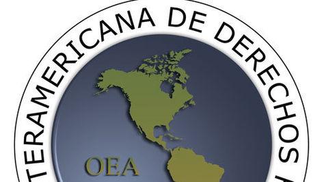 Logo de la Corte Interamericana de Derechos Humanos (CorteIDH). Foto: @CorteIDH