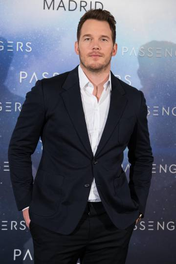 El actor Chris Pratt.