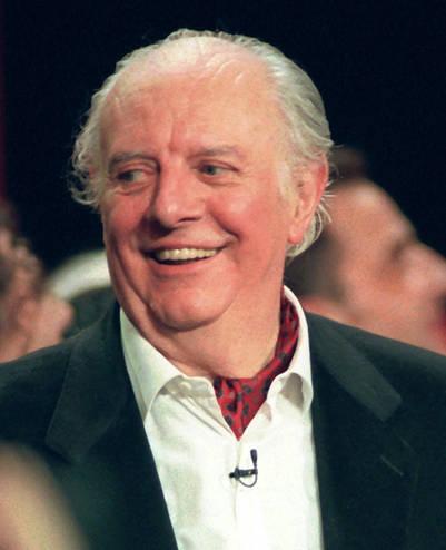 El escritor italiano Darío Fo
