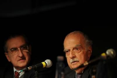 El periodista Rogelio García Lupo