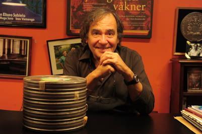 El director de cine Eliseo Subiela