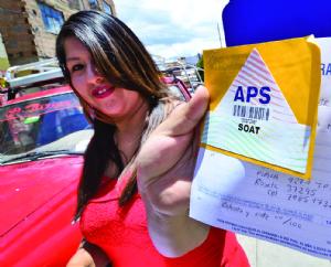 Persiste la falta de rosetas de SOAT y venden solo certificado