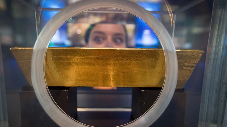 Alemania acelera la retirada de oro de EE.UU. y Francia