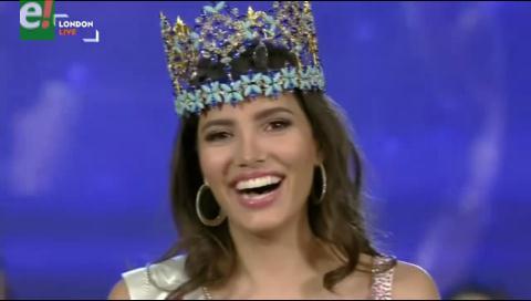 La puertorriqueña Stephanie Del Valle es Miss Mundo 2016