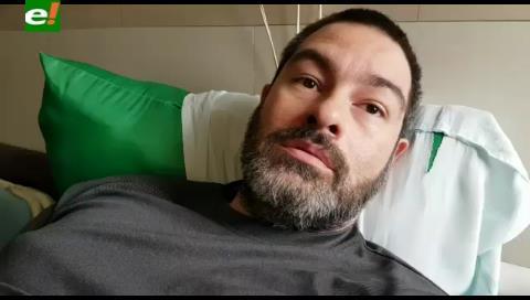 """Zvonko Matkovic Ribera: """"Son 8 años que me tienen secuestrado con este proceso"""""""