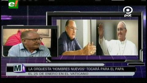 Del Plan Tres Mil al Vaticano: Encuentro entre Nicolás Castellano y el Papa Francisco