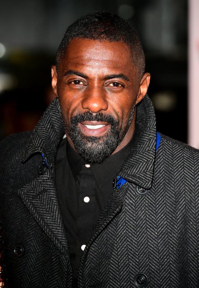 Idris Elba confesó a la revista