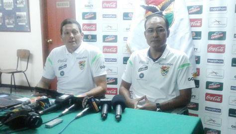 Mauricio Soria y Marco Sandy