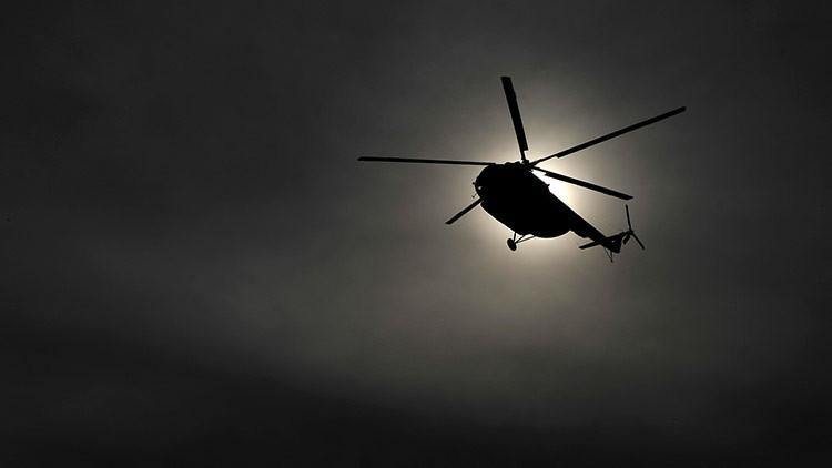Ministerio de Defensa venezolano: sigue la búsqueda del helicóptero militar perdido