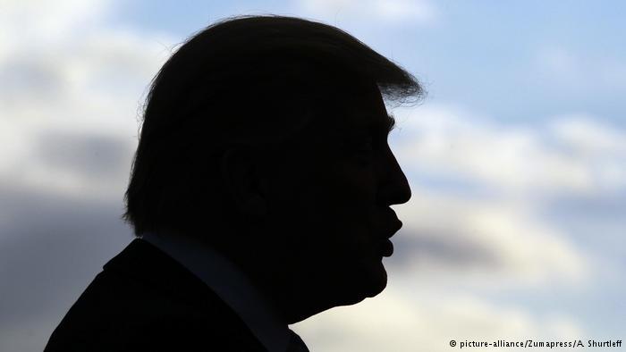 USA Präsident Donald Trump (picture-alliance/Zumapress/A. Shurtleff)