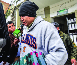 Vinculan a familiar de El Borolas con el asesinato en la Camacho