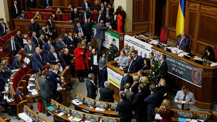 Ucrania permite ejercicios de militares extranjeros en su territorio