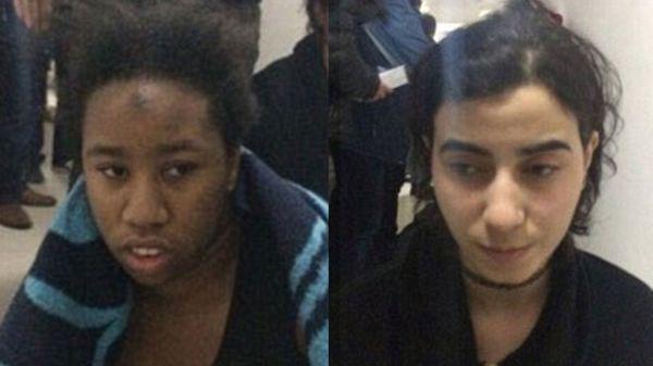 Circularon imágenes de dos de las tres mujeres que fueron enviadas para Adbulkadir Masharipov