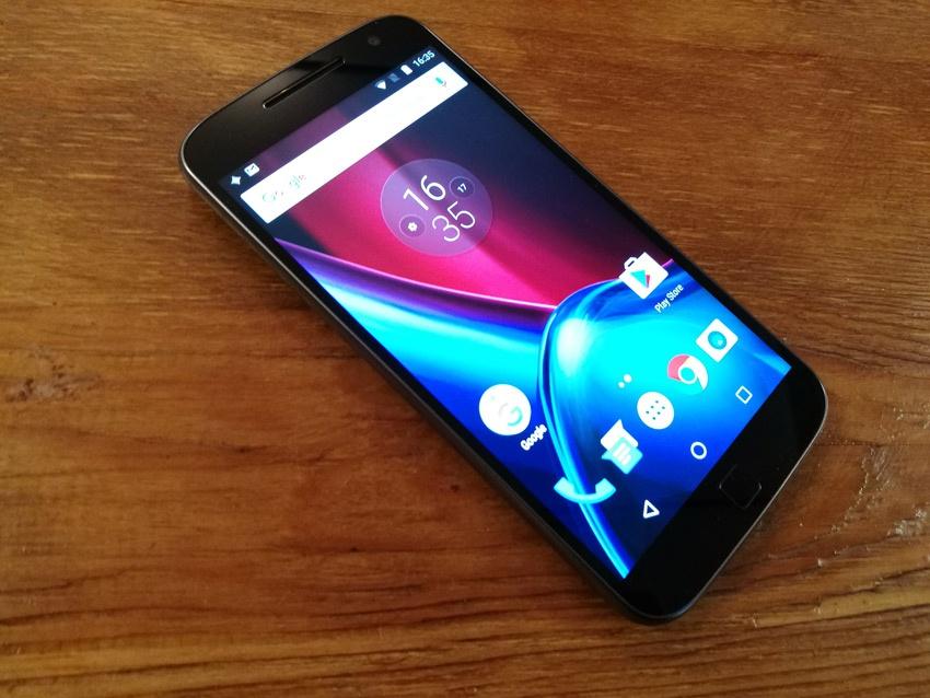 Rendimiento del Moto G4 con Android Nougat
